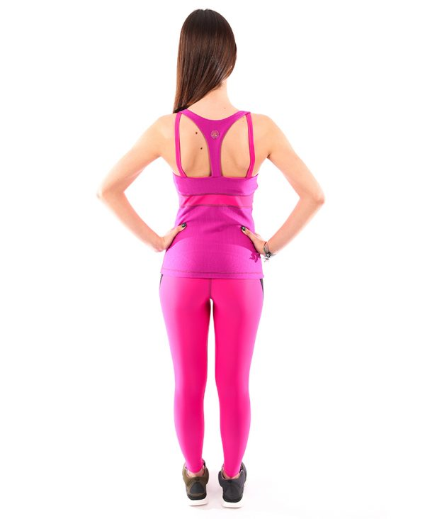 TOP SLIM FIT TRENDY (TRIPLE STRAPS) - STRENGTH H4_claw