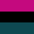 Fuchsia/Deep Teal